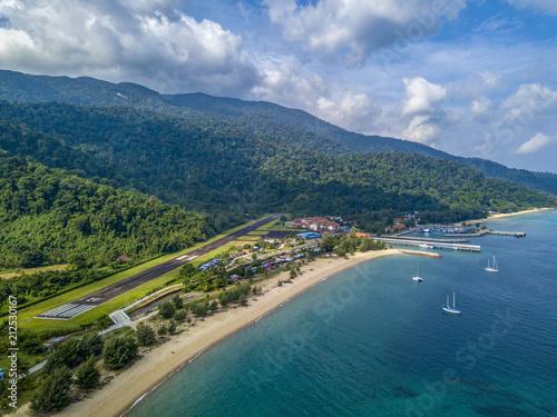 Pulau tioman drone