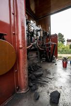 Control Of A Steam Train