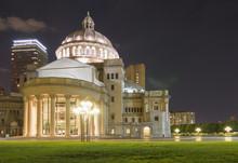 Christian Science Center