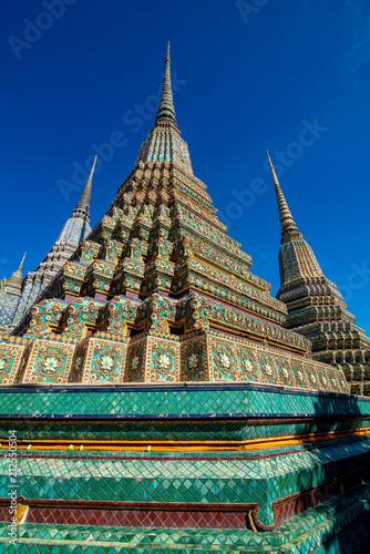 Foto op Plexiglas Bedehuis Wat Pho Buddhist temple in Bangkok