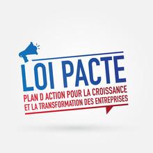 Loi PACTE - Plan D'action Pour...