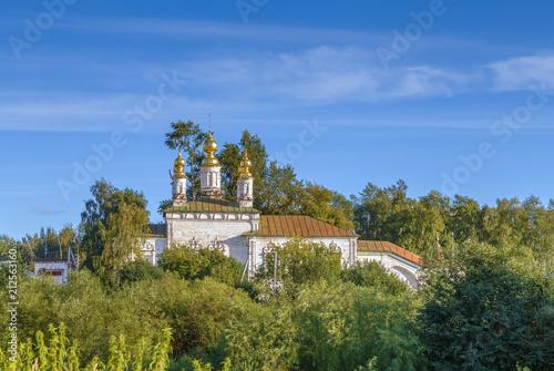Church of the Women of the Myrrhbearers, Veliky Ustyug, Russia