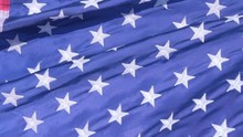 White Stars On A Blue Field, Its The American Flag Focused On Just The Stars, Which Represent Each Individual State In The Union.