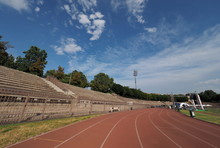 Civic Arena Athletic Track And...