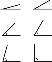 Angle Icon Collection