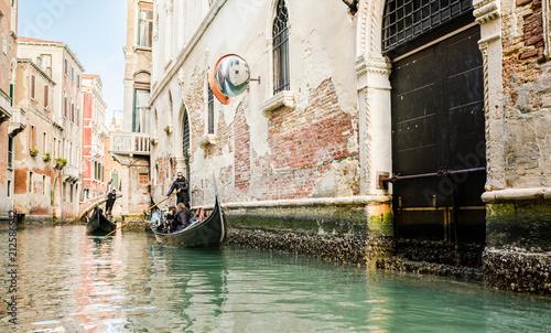 Foto op Plexiglas Venetie gondole a venezia