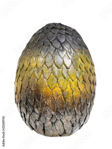 Photo  Dragon egg.
