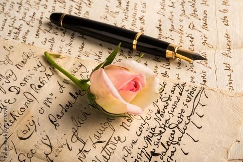 Foto Love letters