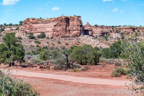 Keuken foto achterwand Natuur Park Canyonlands National Park landscape, Utah