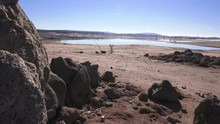 Folsom Lake , No Drought Relief