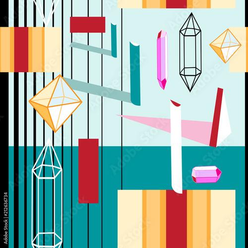 Fototapety geometryczne geometryczna-abstrakcja