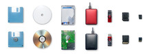 The Devices Use For Storage Information And Transfer Or Backup Data For Isolated.