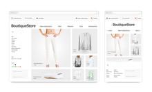 Fashion Web Store Adaptivity T...