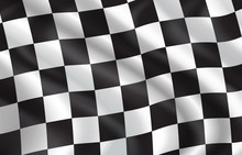 Vector Checkered Flag Pattern ...