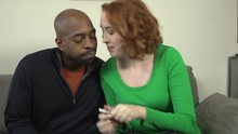 An Interracial Couple Find Out...