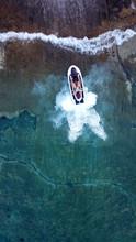 Aerial Photo From Jet Ski Dock...