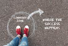 Exit From The Comfort Zone Con...