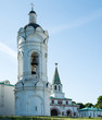 canvas print picture Russian orthodox church in Moscow Kolomenskoye