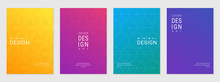 Vector Set Of Cover Design Tem...