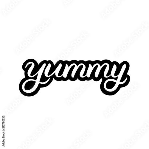 Fotografie, Obraz  Hand drawn lettering card