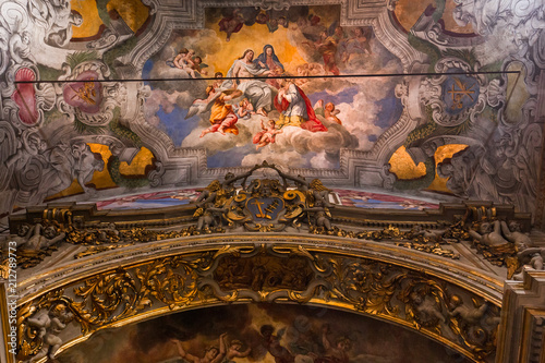 Photo Cathedral of Acireale, sicily, Italy