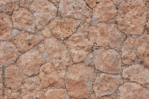 wand aus naturstein, wand naturstein - buy this stock photo and explore similar images at, Design ideen