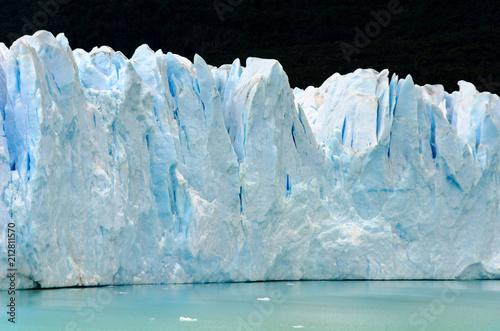 Poster Glaciers Perito Moreno glacier in Patagonia, Argentina