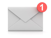 New E-mail In The Inbox