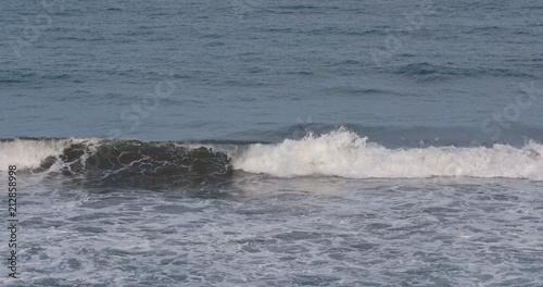 Staande foto Zee / Oceaan Ocean sea wave