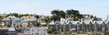 Seaside Village Of St. Ives, C...
