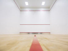 Squash Court Gym Room Wall Bac...