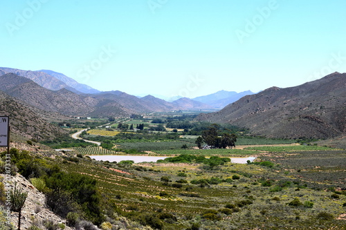 Fotobehang Lichtblauw 2015-10 Südafrika