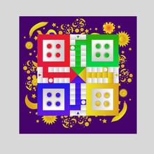 Ludo Game Board