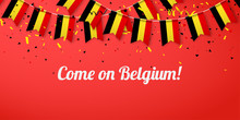 Come On Belgium! Background Wi...