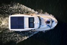 Motorboat.