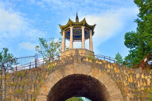 Fotografia, Obraz  Pavilion Great Whim in Alexander park.