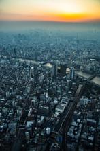 Tokyo Vista Dall'alto
