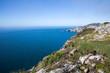 Die walisische Küste