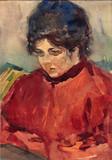 oil painting, portrait - 212917309