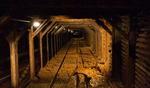 Deep Mine Shaft
