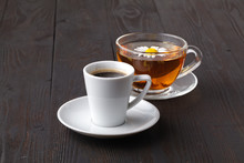 What To Choose Tea Or Coffee