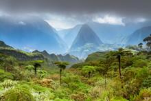 National Park Reunion Island I...