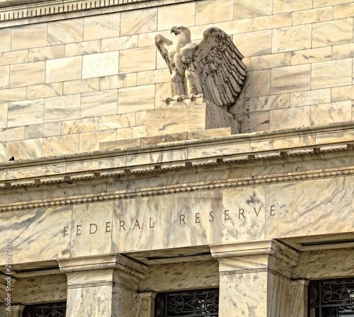 Federal Reserve Building in Washington DC, United States Fototapeta