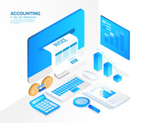 Accounting System, Isometric B...