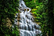 Bridal Veil Falls, A Waterfall...