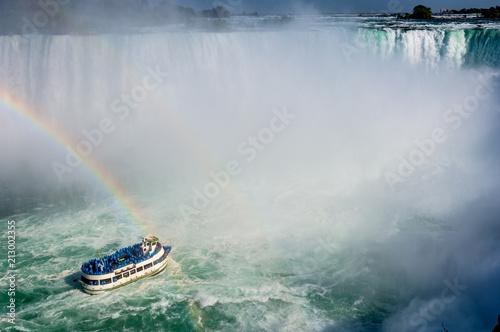 Fotografie, Obraz  Niagara Falls from the U.S. side