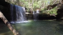 Alabama Waterfall, Caney Creek...