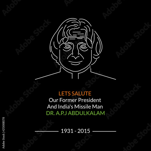 Photo dr apj abdul kalam