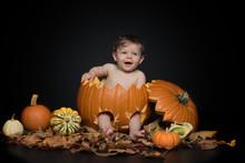 Pumpkin Baby - Halloween