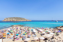 Cala Conta, Ibiza Island, Spain